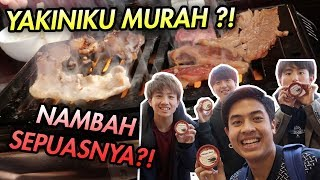 Download Video BISA NAMBAH SEPUASNYA?! YAKINIKU PALING RAMAH BUAT MAHASISWA! | Nihongo Mantappu MP3 3GP MP4