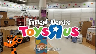 Video Toys R Us - The Final Days! End of an era! MP3, 3GP, MP4, WEBM, AVI, FLV Juni 2018