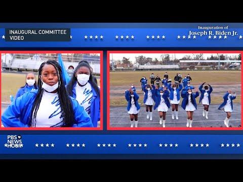 WATCH: President Joe Biden's virtual Inauguration Day parade