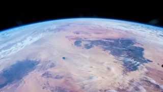 ISS Timelapse - Red Sahara / Blue Zanzibar (07 Gennaio 2015)