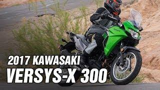 6. 2017 Kawasaki Versys X 300 Spec