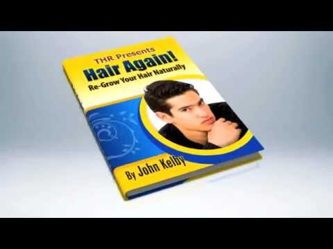 How To Stop Hair Loss And Regrow It Naturally With Some Hair Loss Help