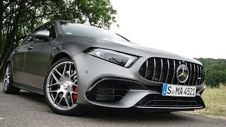 2020 Mercedes-AMG A 45 S 4MATIC+ Test Drive & Review - TheGetawayer by The Getawayer