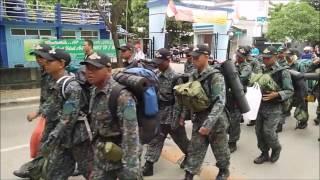 Penutupan Madatukar Purboyo Calon Taruna/i Angkatan 59 STIP 2016