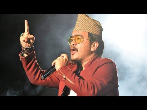 (Wilson Bikram Rai singing & dancing  in I love you santaram  front of more than 10,000 people - Duration: 6 minutes, 2 seconds.)