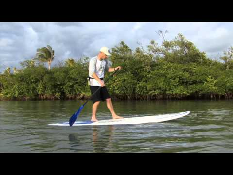 Stand Up Paddling - Moving Around Your Board