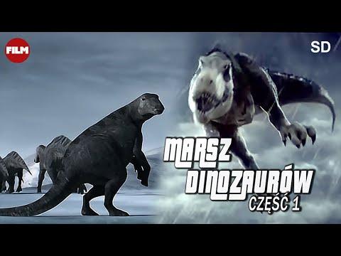 Marsz dinozaurów [cz.1] - March Of The Dinosaurs [1]