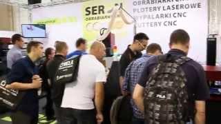 Stoisko firmy Seron – Targi ITM Mach-Tool 2014