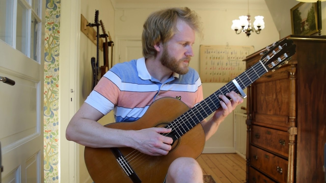 World of Warcraft – Invincible (Acoustic Classical Guitar Fingerstyle Cover)