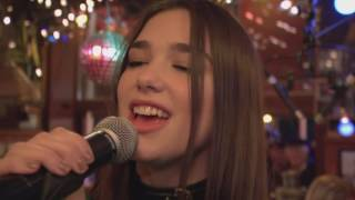 "Video Dua Lipa ""Be the one"" live  @ Inas Nacht 17.7.2016 MP3, 3GP, MP4, WEBM, AVI, FLV Oktober 2018"