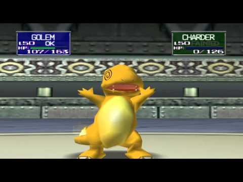 Let's Play - Pokemon Stadium w/ Ardy - Part 5