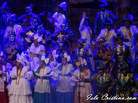 Final: Coro»Candombe»( Isla Cristina)