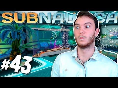 ПОЛНОСТЬЮ НОВАЯ АВРОРА! | Subnautica AURORA UPDATE#43 (видео)