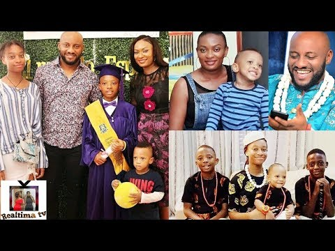 Yul Edochie Wife,Kids and Things you Probably don't know about Him