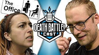 Sam HATES The Office?! | DEATH BATTLE Cast #161 by ScrewAttack
