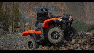 9. 2014 Honda FourTrax Rancher