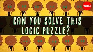 The famously difficult green-eyed logic puzzle