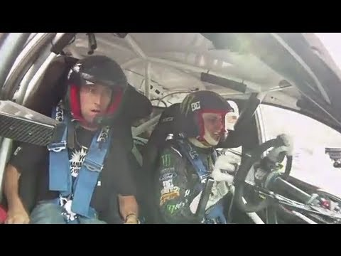 Rally School With Ken Block