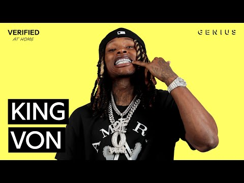 """King Von """"How It Go"""" Official Lyrics & Meaning   Verified"""