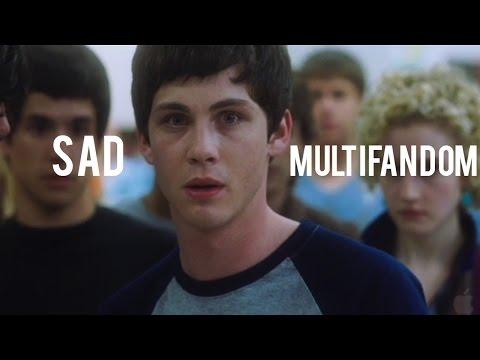 Sad Multifandom | I'm in pain.