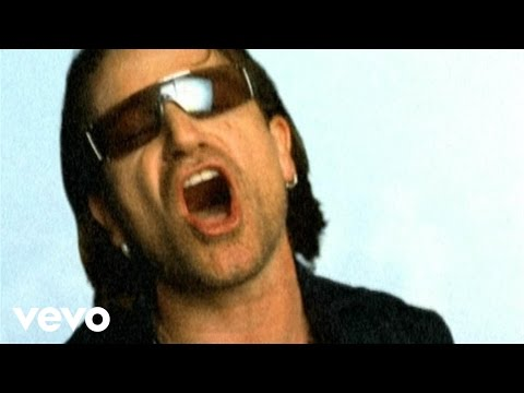 Throwback Video: U2 - Vertigo