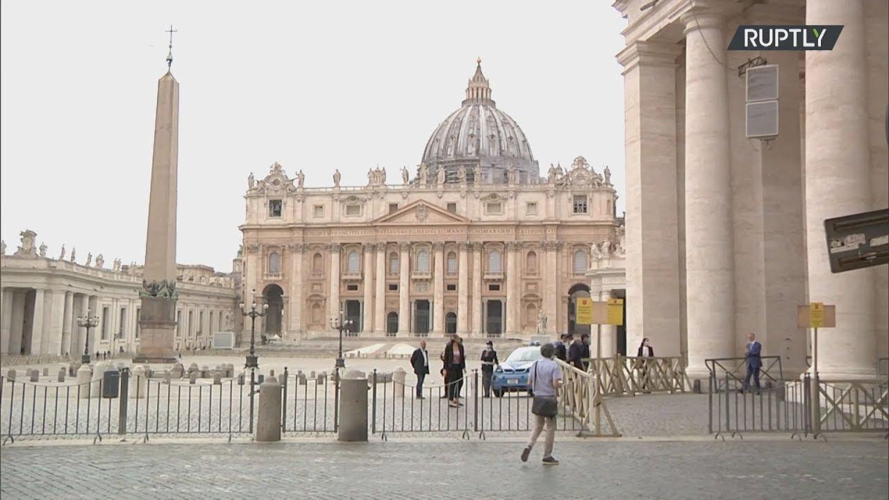Βατικανό: Η βασιλική του Αγίου Πέτρου άνοιξε και πάλι