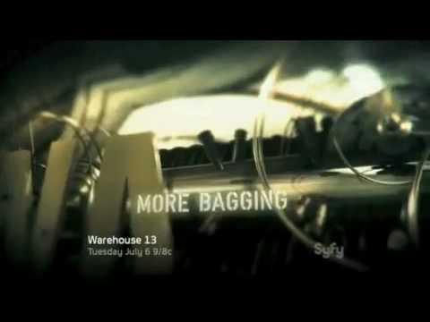 Warehouse 13 Season Two Promo