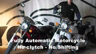 2. CF Moto V5 Fully Automatic Motorcycle at CyclehouseNJ