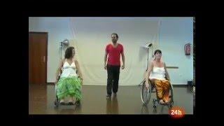 Flamenco sobre ruedas.