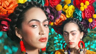 The Most Universally Recognized Artist of All Time. Credits: https://www.buzzfeed.com/bfmp/videos/21910Costume Designer - LORETTA VAMPZ @LORETTAVAMPZ FRIDA - JAZ ROMERO @VH1BAE Director of Photography - KYLE DREW @DREWANDCO Hair & Makeup - JENNIFER CORONA @JENNIFERCORONA Cast & Jewelry Designer -  JUDITH BAUTISTA (KAHLOVERA) @KAHLOVERA Plants - MAGALY CABRAL @PARAMOUNTNURSERY Assistant Designer - DON CORBITT Assistant Designer - GLADYZ PADILLA @GLADYZMUAGET MORE BUZZFEED:https://www.buzzfeed.comhttps://www.buzzfeed.com/videoshttps://www.youtube.com/buzzfeedvideohttps://www.youtube.com/boldlyhttps://www.youtube.com/buzzfeedbluehttps://www.youtube.com/buzzfeedviolethttps://www.youtube.com/perolikehttps://www.youtube.com/ladylikePero LikePero, like… You know what we mean. Weekly videos de tu vida.Meet the Team:Claudia Restrepo http://bzfd.it/ClaudiaCurly Velasquez http://bzfd.it/CurlyGadiel De Orbe http://bzfd.it/GadielMaya Murillo http://bzfd.it/Maya Julissa Calderon http://bzfd.it/Julissa