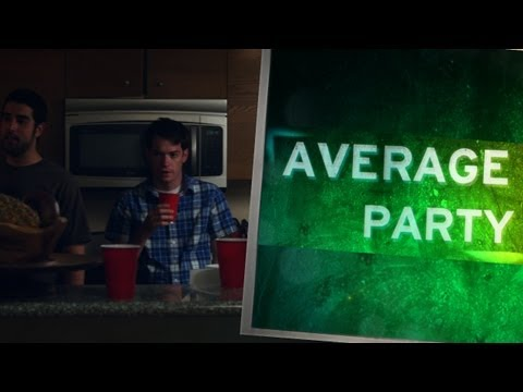 Average Party - Official Trailer