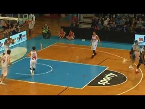 Fortitudo, gli highlights del match contro Imola