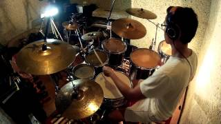 Terdalam - Andra & The Back Bone ( DRUM COVER ) - ADI TRANGGONO