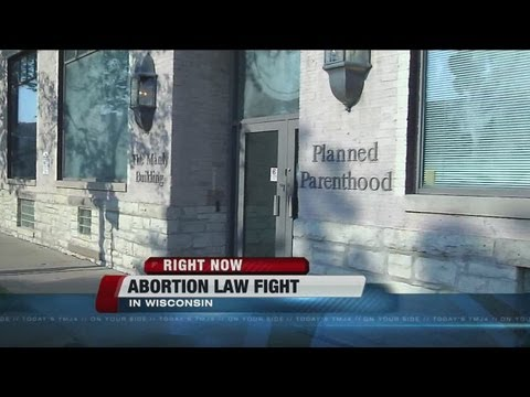 Judge blocks new Wis. abortion law