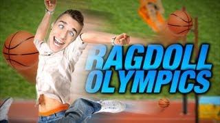 OÙ SONT MES OS ?! - Ragdoll Olympics