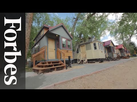 WeeCasa: America's Largest Tiny Home Resort