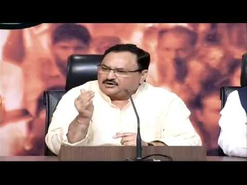 We accept trust of people with a deep sense of humility: Shri J.P. Nadda after Election Results