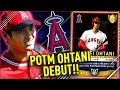 POTM OUTFIELDER SHOHEI OHTANI DEBUT!! | MLB the Show 18