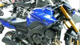 7. Yamaha FZ8 106 Hp 2012 * see Playlist