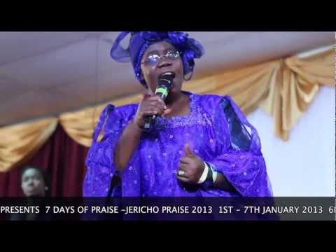 Evangelist Dr.Bola Are Live- RCCG Power Of Jehovah Presents 7th Jericho Praise 2013