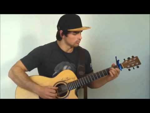 Video No Woman No Cry - Ziggy McNeill (Bob Marley) Fingerstyle download in MP3, 3GP, MP4, WEBM, AVI, FLV January 2017