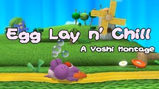 Egg Lay n' Chill – Smash 4 Yoshi Highlight/ Combo video!