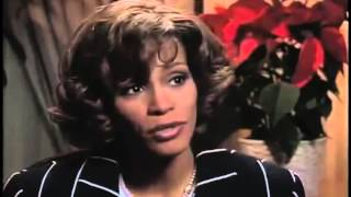 Whitney Houston: Fame Doesn't Bring Happiness