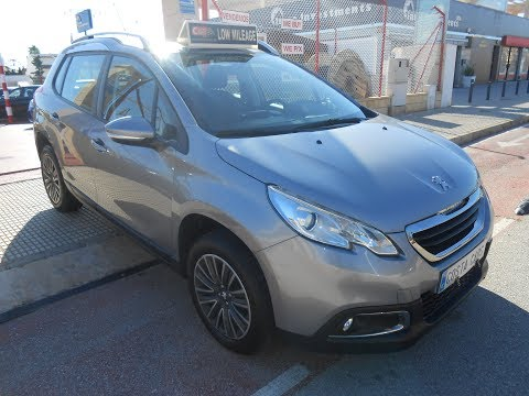 See video Peugeot 2008 1.2VTi Active