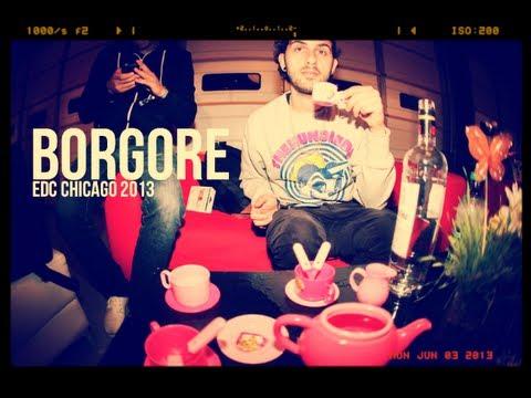 Borgore's 2013 EDC Chicago Recap