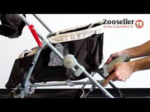Passeggino Per Cane Speedy - Marca: Pettio - In Vendita su: Zooseller.it