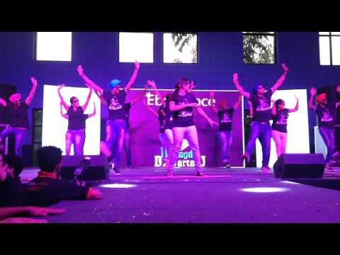 Video Bhangde De Sartaaj @Ebullience'16 (Fresher's Party) JIIT-128 download in MP3, 3GP, MP4, WEBM, AVI, FLV January 2017