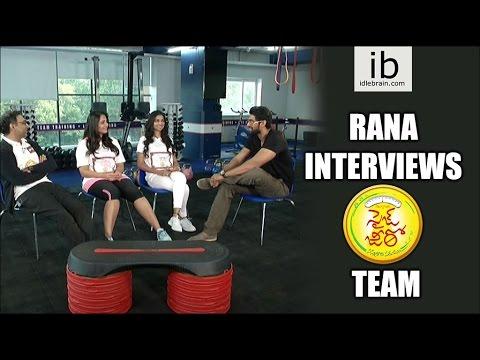 Rana interviews Size Zero Team
