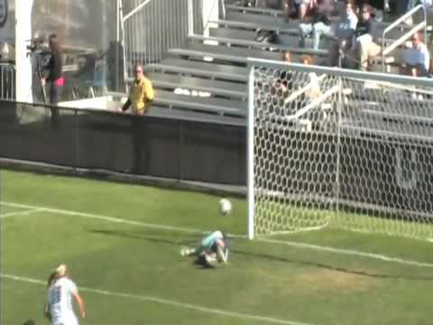 Video Highlights Sept. 20, 2009: Women's Soccer at UConn