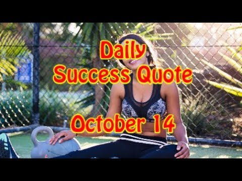 Success quotes - Daily Success Quote October 14  Motivational Quotes for Success in Life by Will Rogers